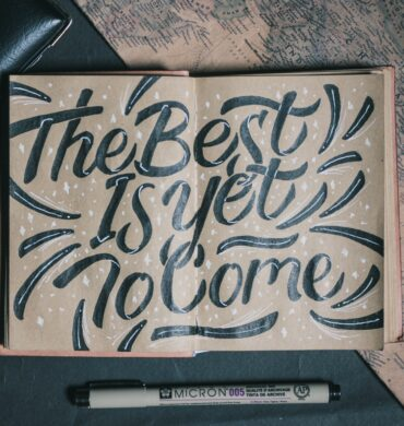 creative hand and lettering workshop