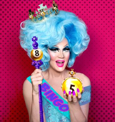 Charlie Hides Queen Of Bingo