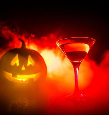 Halloween cocktail masterclass